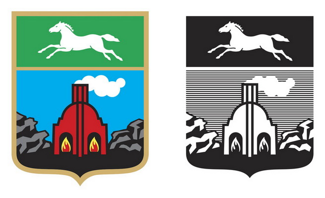 герб барнаула картинки для рисования данной статье