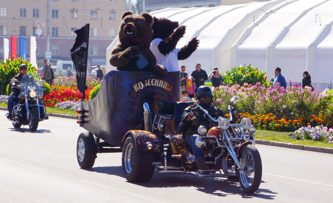 байкер-медведь1
