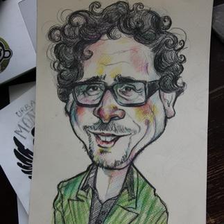 Тим Бертон — копия