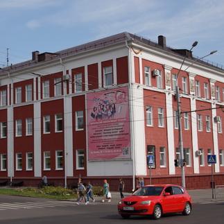 Кооперативный колледж-Ленина